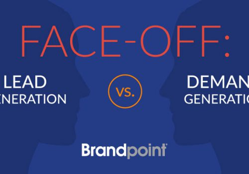 Face-Off: Lead Generation vs. Demand Generation, and How to Develop Content Marketing for Both
