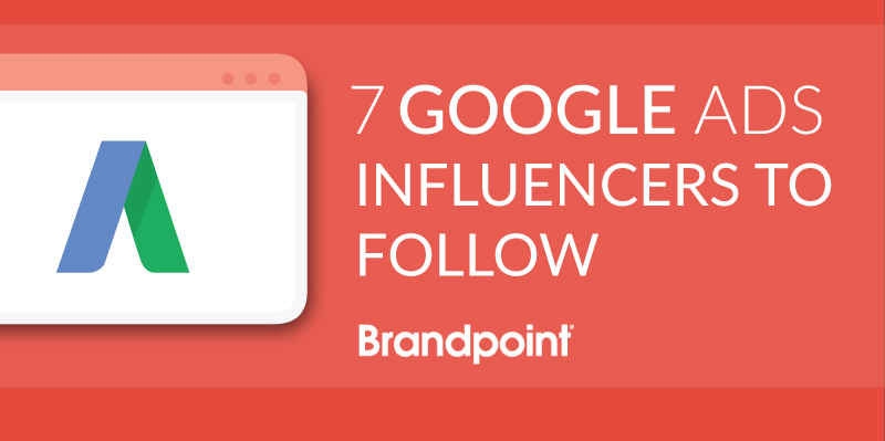 Google Ads Influencers
