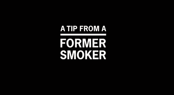 CDC campagin - tip from a former smoker