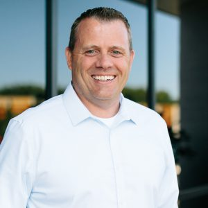Todd DeLong, Vice President of Sales