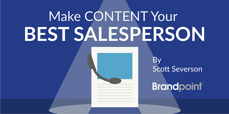 Make Content Your Best Salesperson