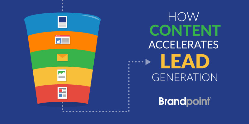 How content accelerate lead generation