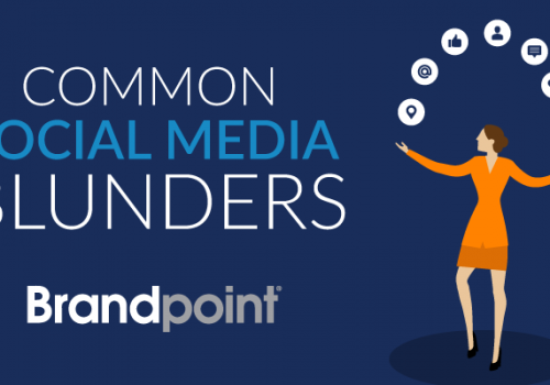 8 Common Social Media Marketing Blunders