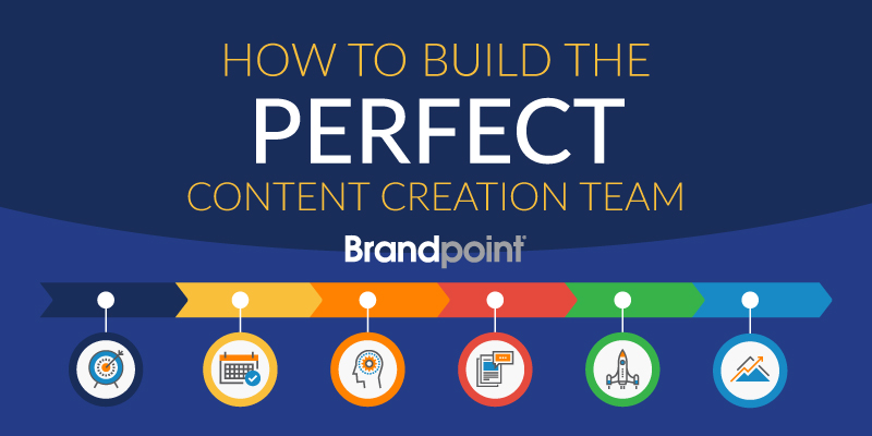 How to build the perfect content creation team