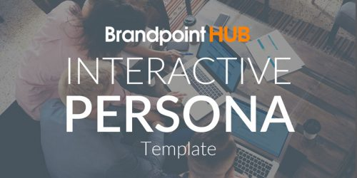 Interactive Buyer Persona Template