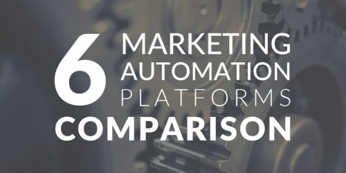 The Top 6 Marketing Automation Platforms