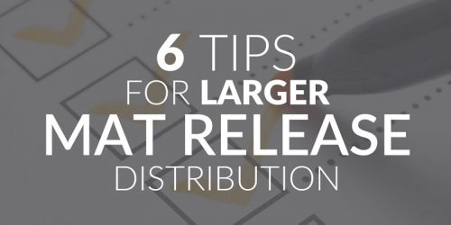 MAT Release Distribution Tips
