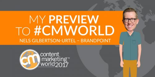 A Preview of #CMWorld from Someone Who's Never Been