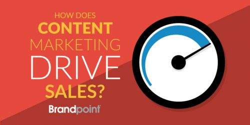 How Does Content Marketing Drive Sales?
