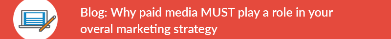 Related blog: Why paid media must play a role in your overall marketing strategy