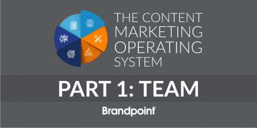 Content Marketing Operating System Part 1: Team Structure