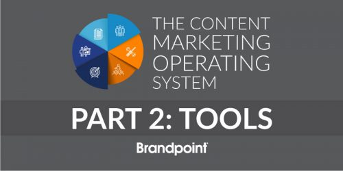 Content Marketing Operating System Part 2: Tools and Software