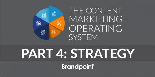 Content Marketing Operating System Part 4: Developing a Strategy
