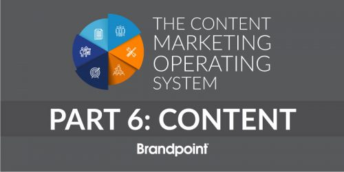 Content Marketing Operating System Part 6: Creating High-Quality Content