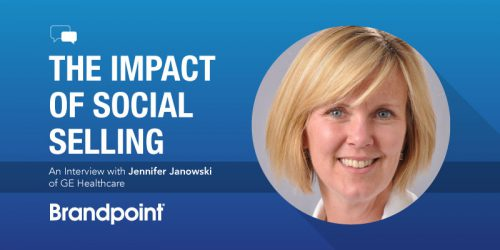 The Impact of Social Selling: An Interview With Jennifer Janowski of GE Healthcare