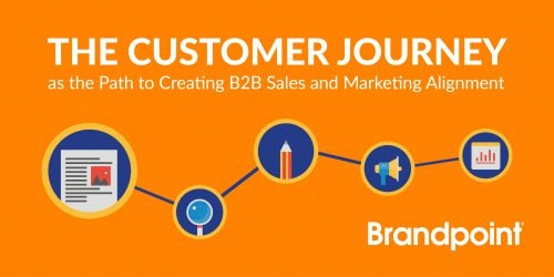 The Customer Journey as the Path to Creating B2B Sales and Marketing Alignment
