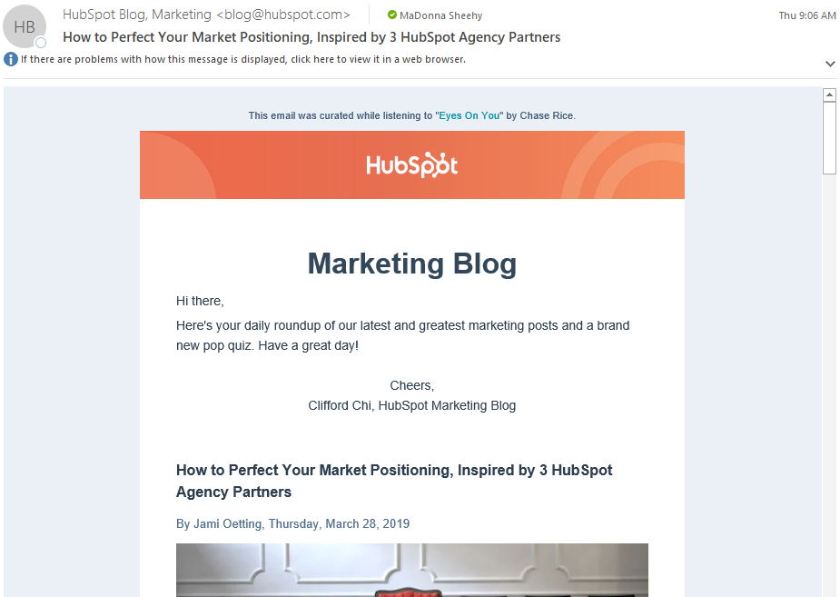 How to establish brand voice in your email newsletters