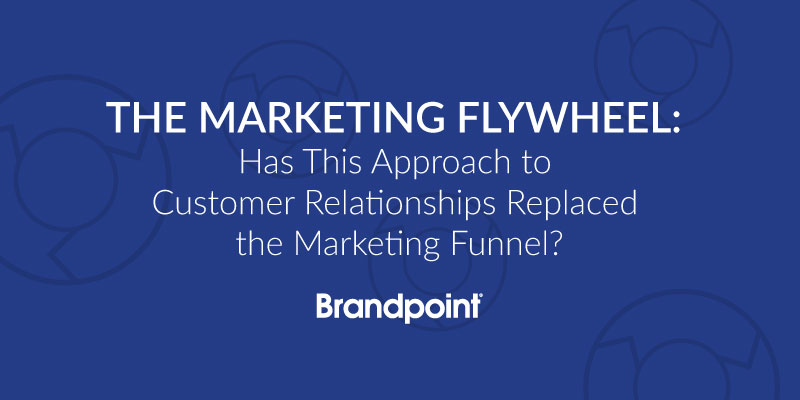 What is the marketing flywheel