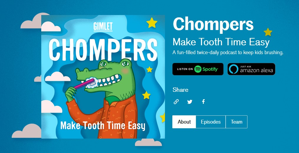 chompers podcast