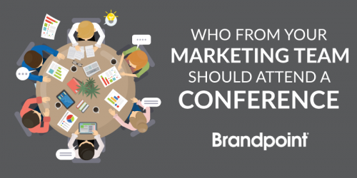 Who from Your Marketing Team Should Attend a Conference?