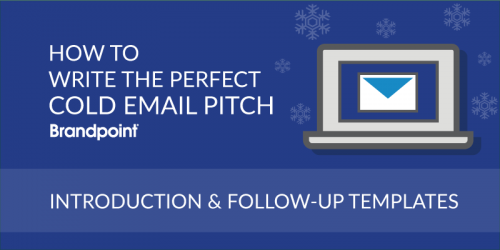 How to Write the Perfect Cold Email Pitch [Free Templates + eBook]