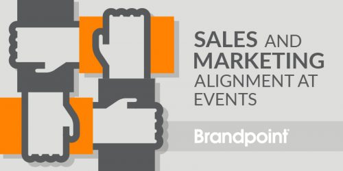 5 Ways to Align Sales and Marketing While Working an Event or Conference