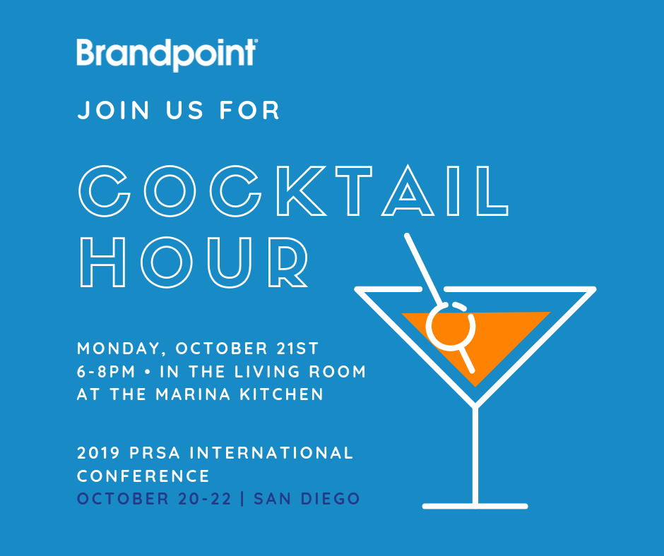 Brandpoint Cocktail Hour