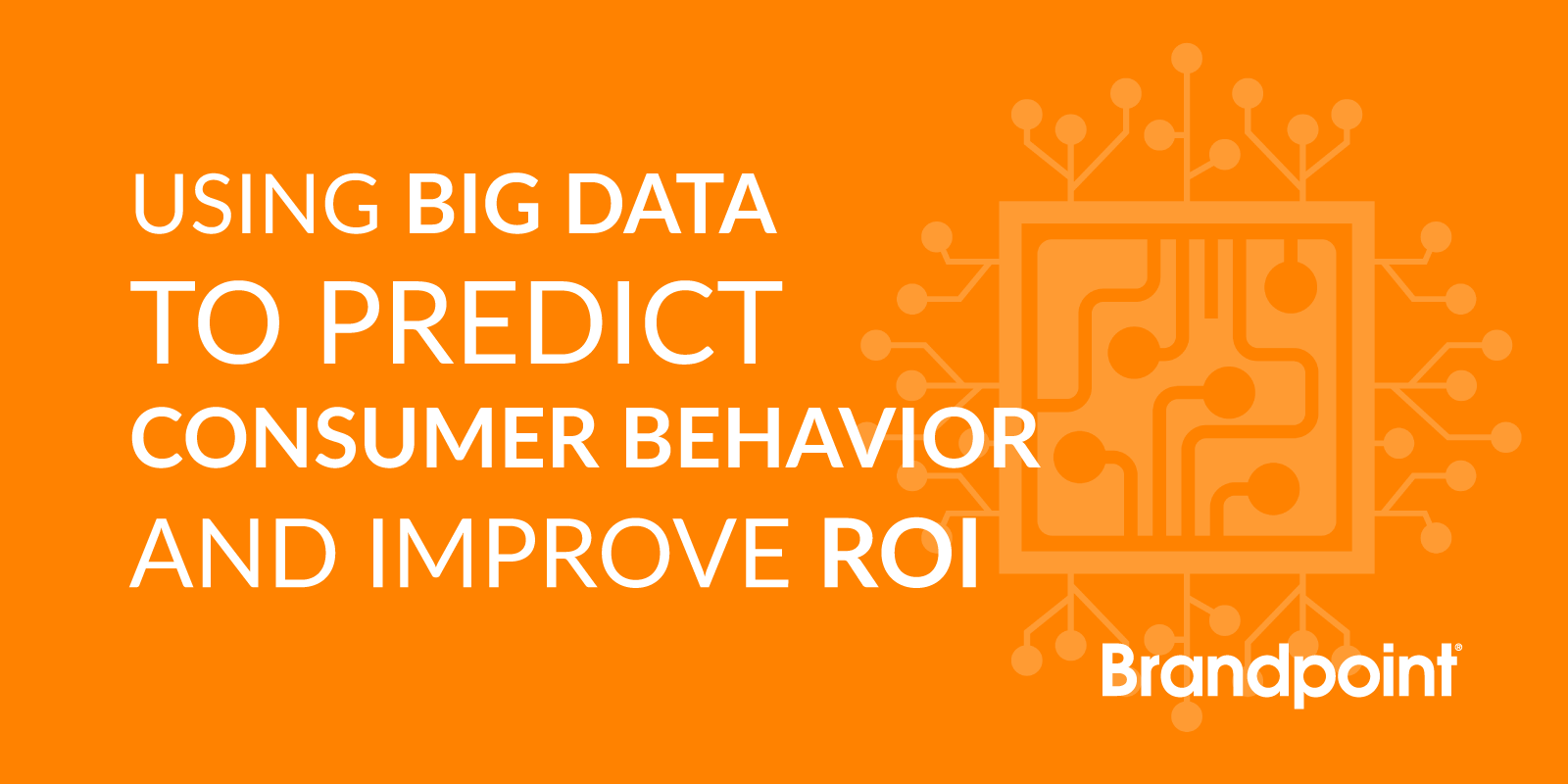 Big Data and Consumer Behavior