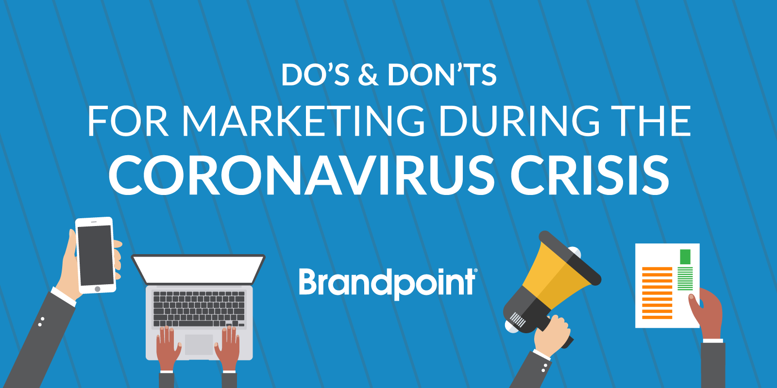 Coronavirus Marketing Tips