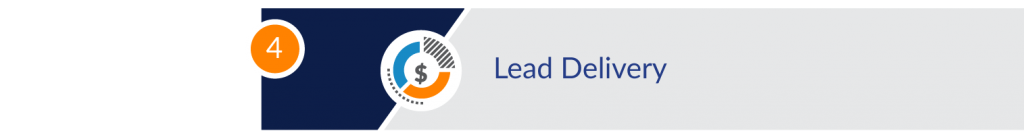 lead delivery graphic