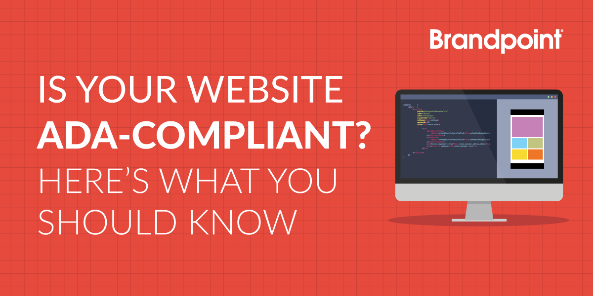 ADA compliant website tips