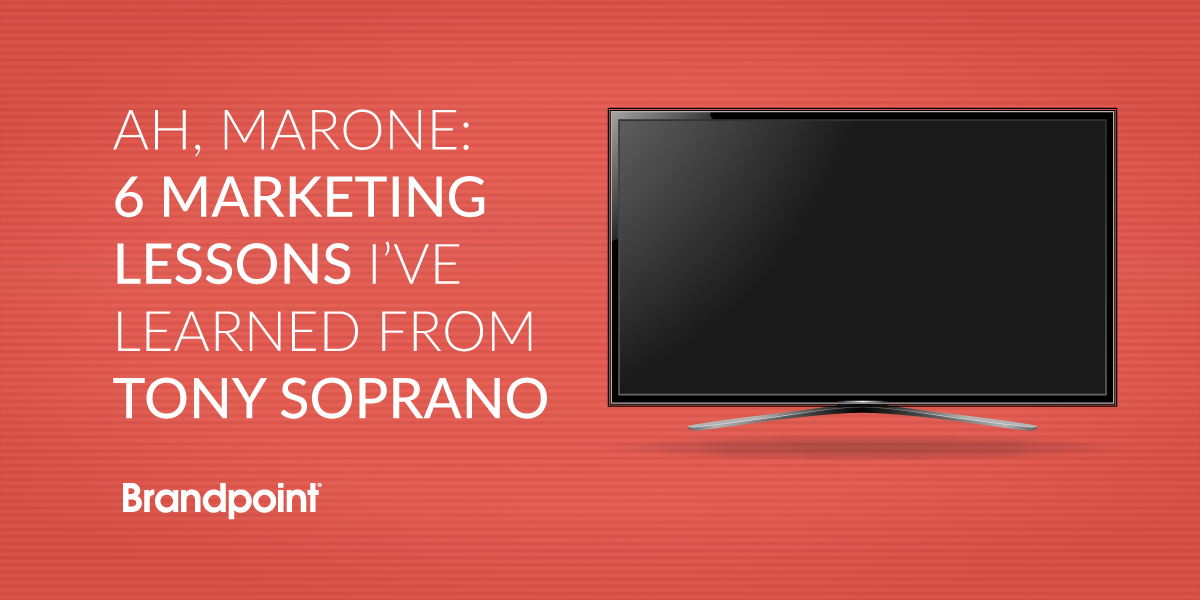 The Sopranos Marketing Lessons