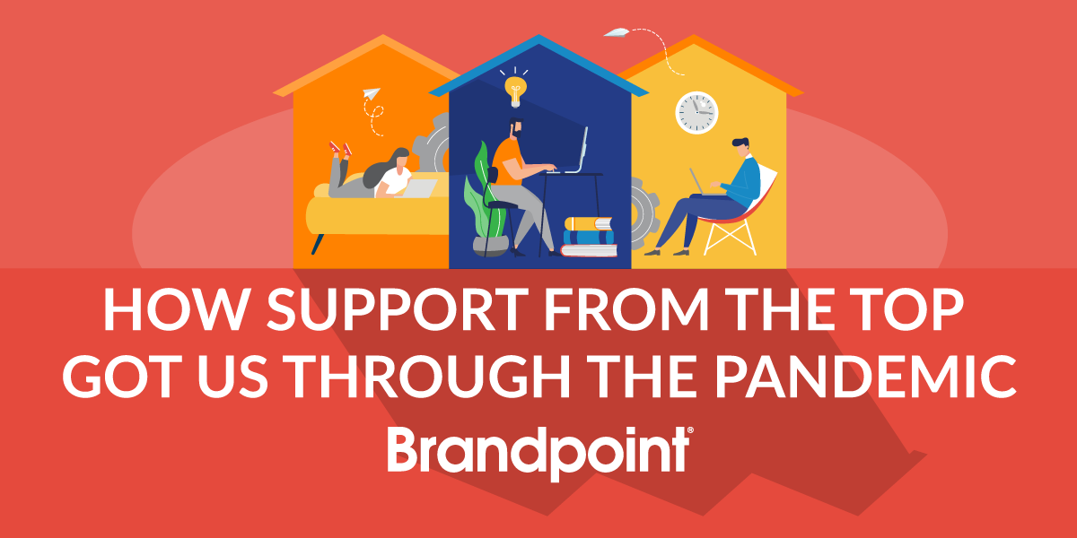 Brandpoint during the pandemic