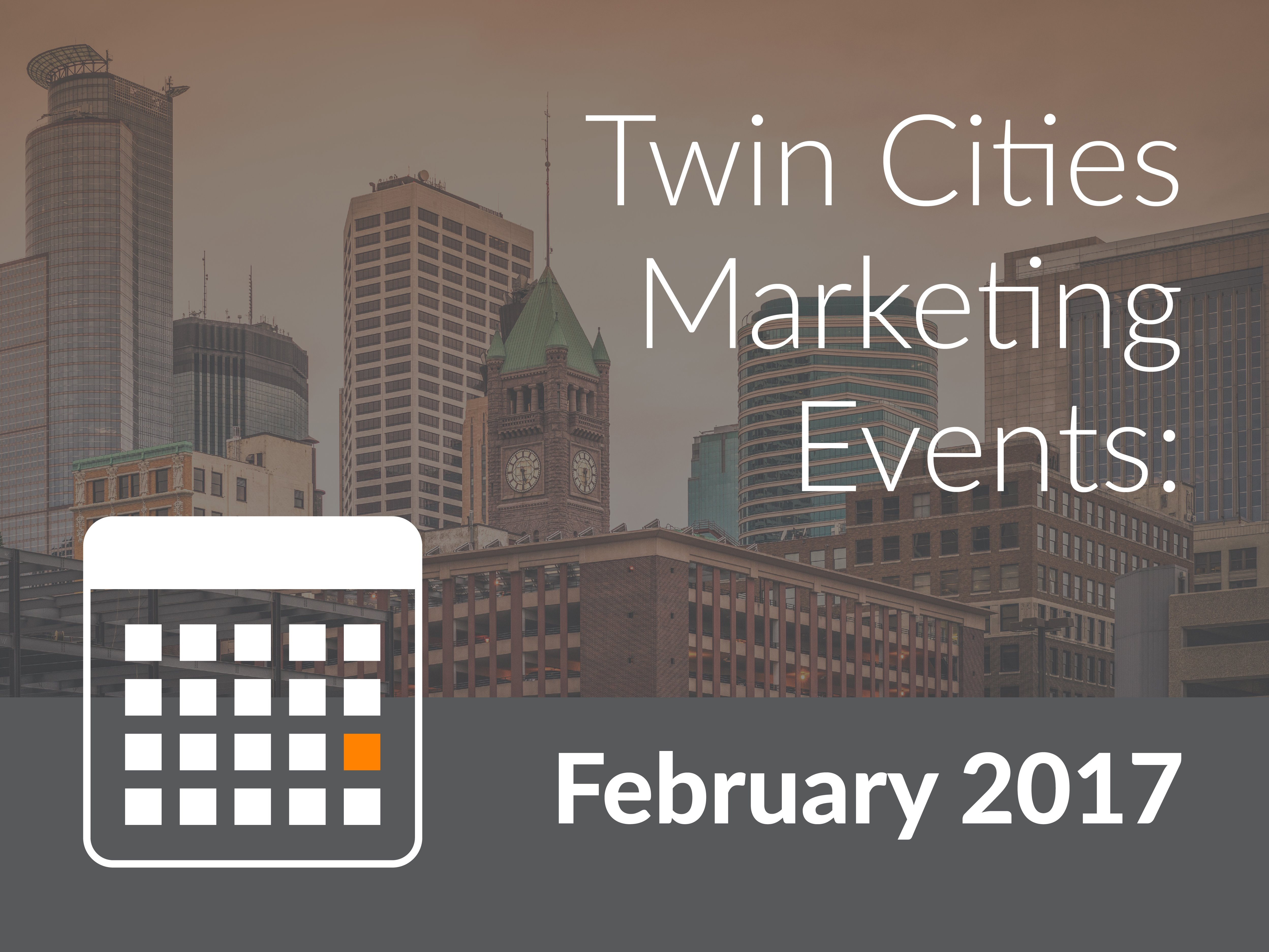 Marketing events Twin Cities