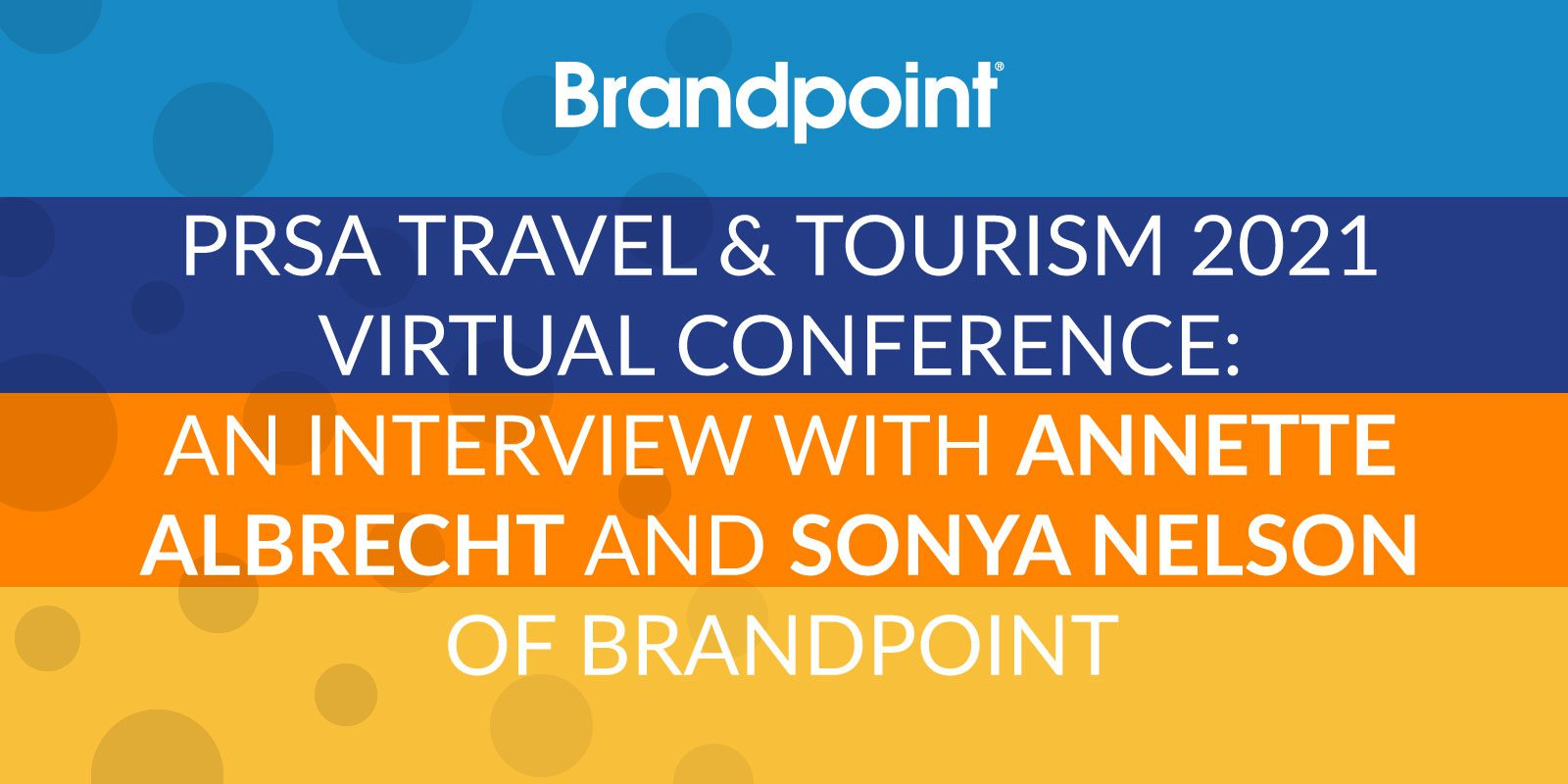 PRSA Travel and Tourism Conference Interview