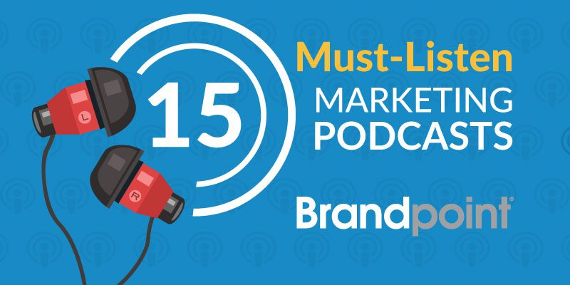 must-listen marketing podcasts