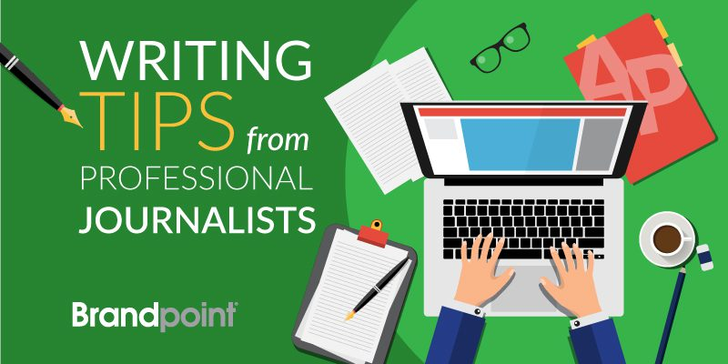 branded content tips from journalists