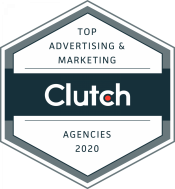 Brandpoint has been named a 2020 Top Advertising and Marketing Agency by Clutch