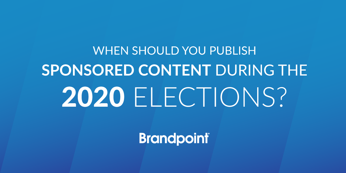 Elections Sponsored Content