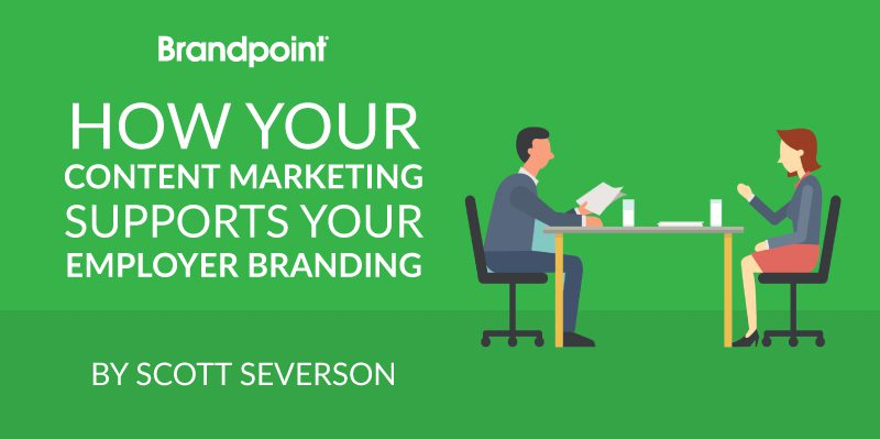 employer branding and content marketing